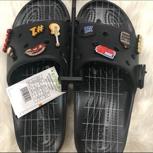 NWT Luke Combs Unisex Limited Edition Crocs